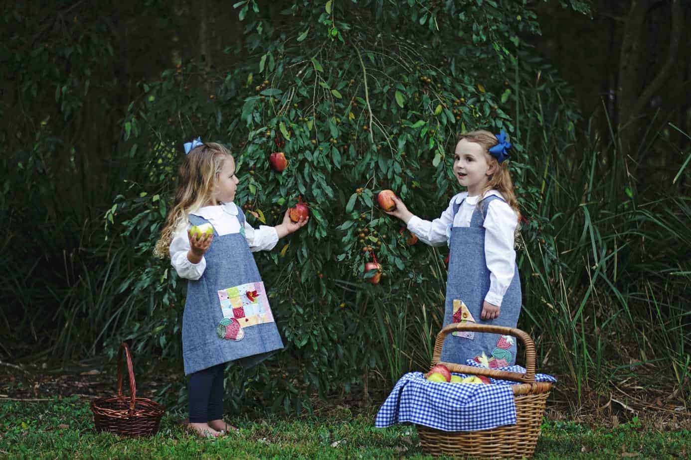 Sweet Orchard Blog Tour: If I had an orchard…